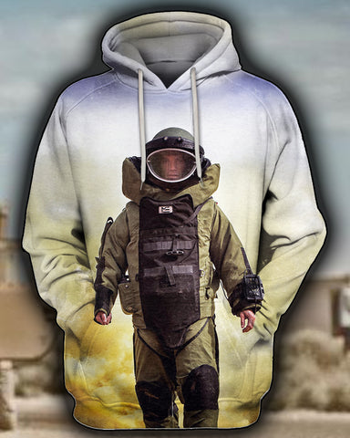 Image of EOD Tech In Army Hoodie