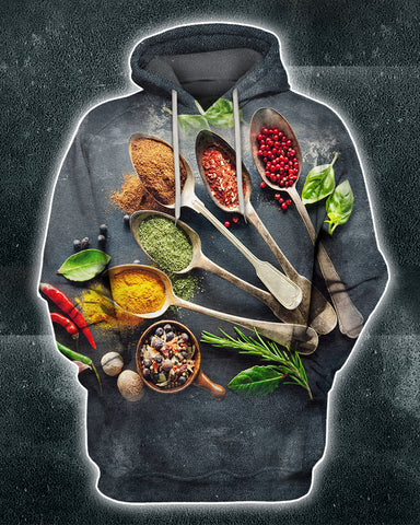 Image of Best Friends Of Chef Hoodie