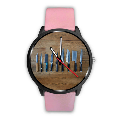 Chef Multi Knives Watch