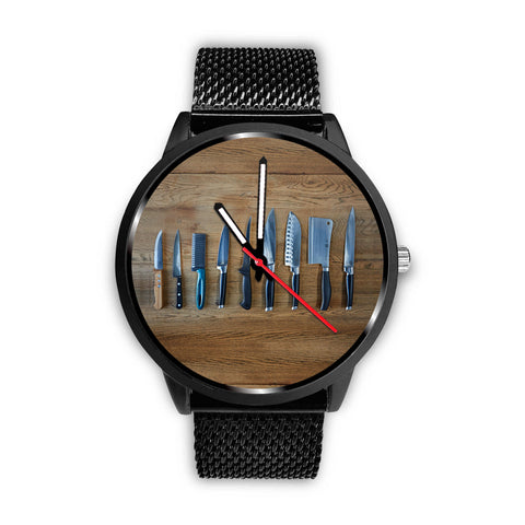 Image of Chef Multi Knives Watch