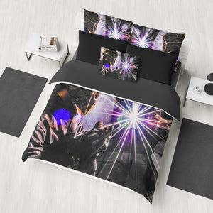 The Light Of Welder Bedding Set