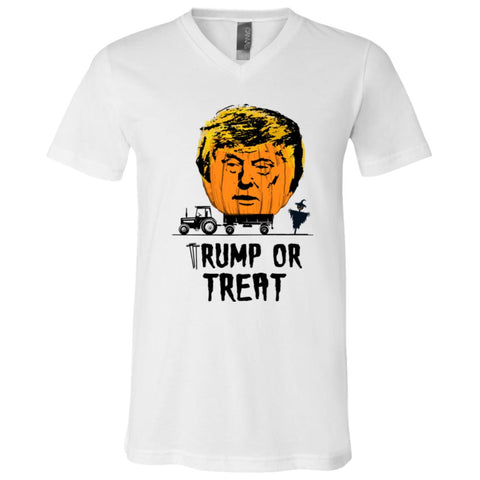 Image of Farmer Kids Tee - Trump Or Treat T-Shirts
