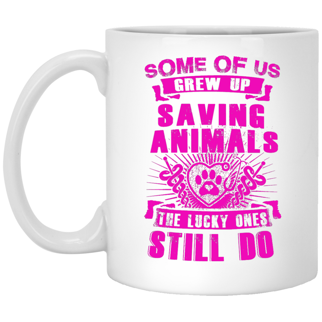 Some of us grew up saving animal mug