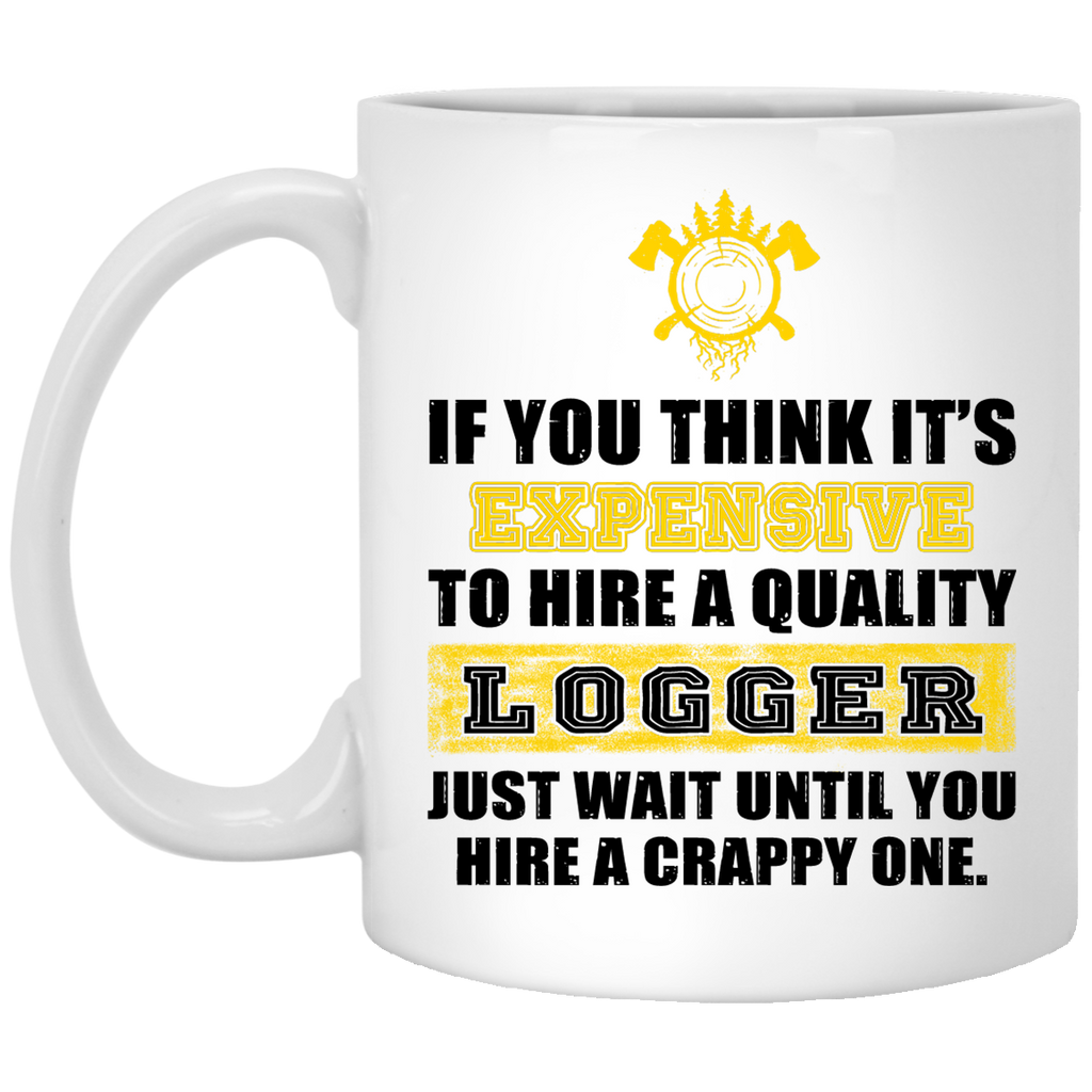 If you think it's Logger mug