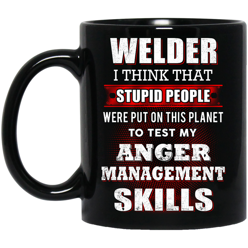 Welder I think that mug