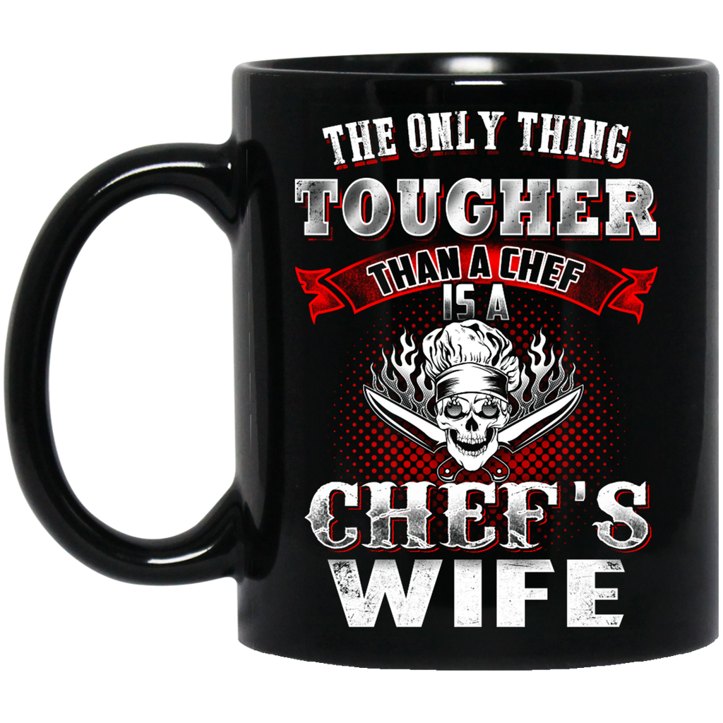 The only thong tougher than a Chef mug