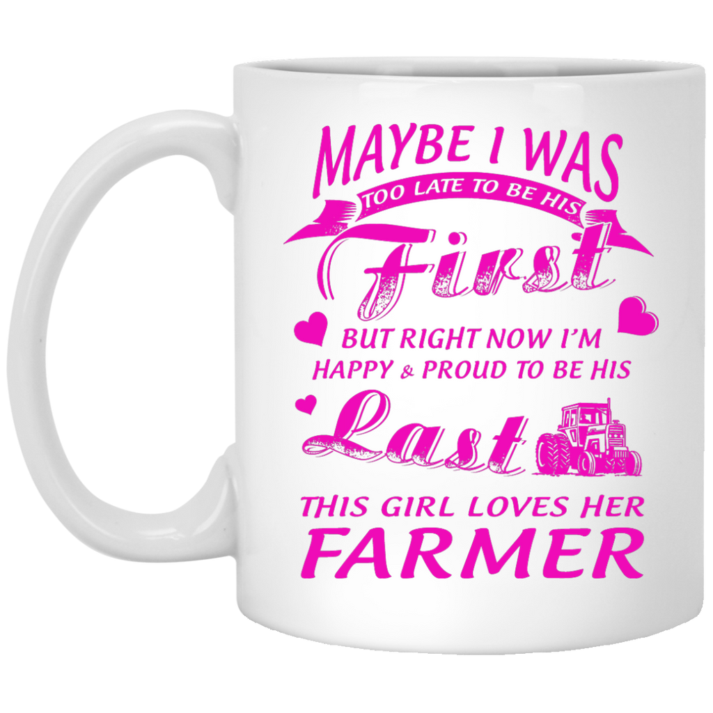 Maybe I was Farmer mug