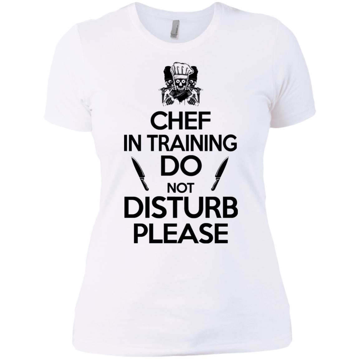 Chef In Training Do Not T Shirts