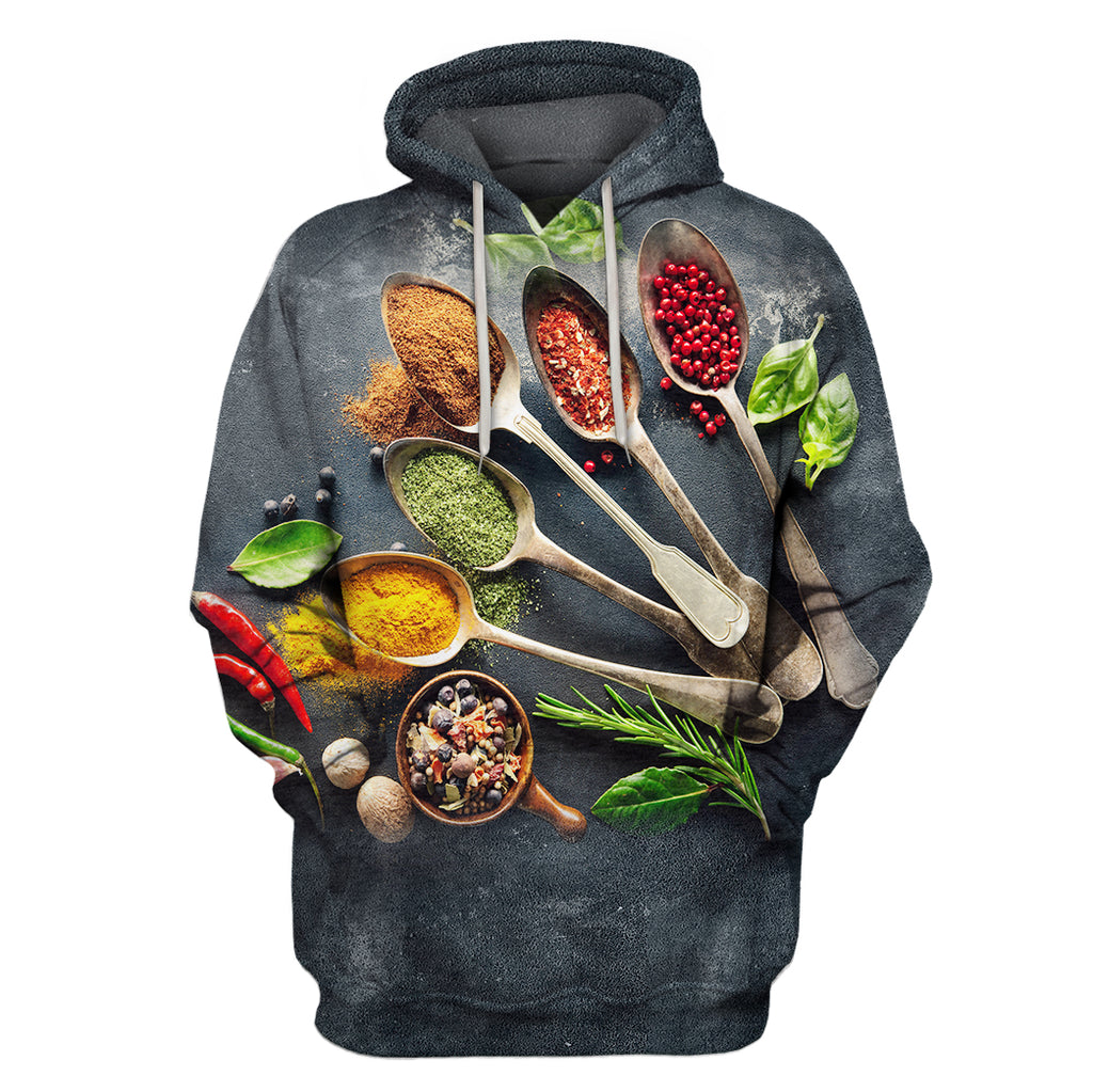 Best Friends Of Chef Hoodie