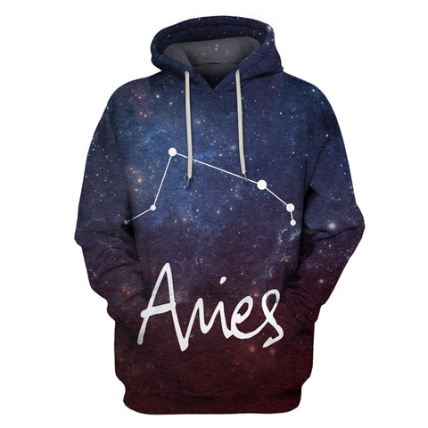 Image of Aries The Ram Hoodie