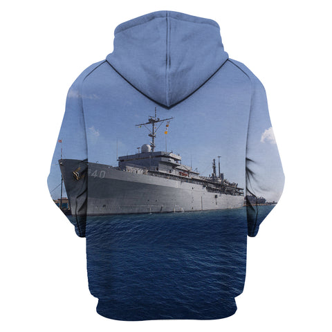 Image of USS Frank Cable (AS-40) Hoodie