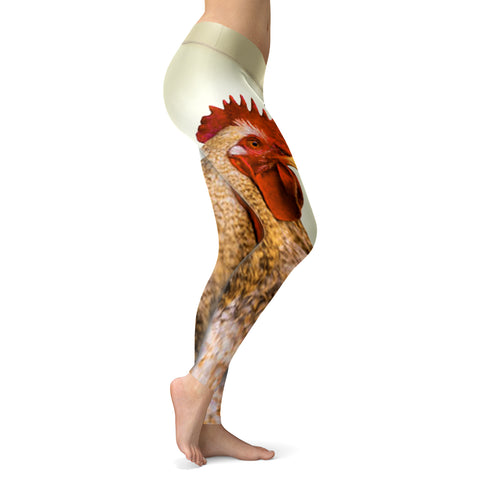 Image of Farmer Love Chicken Legging