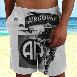 The Black Boy Airborne 3D Short