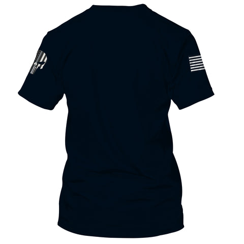 Image of Correctional Officer Flag USA 3D T-shirt
