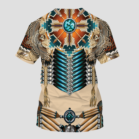 Native American 3D T-Shirt