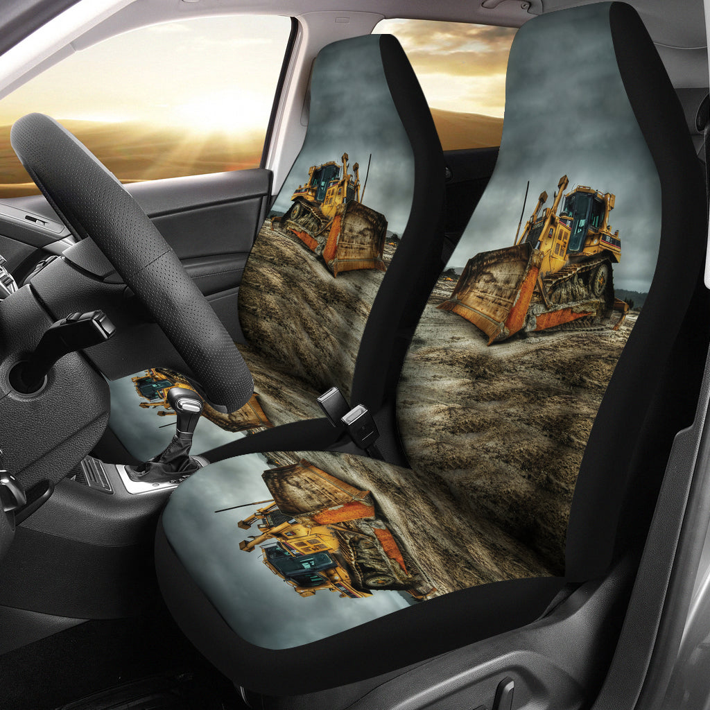 Best Heavy Bulldozer Car Seat Covers