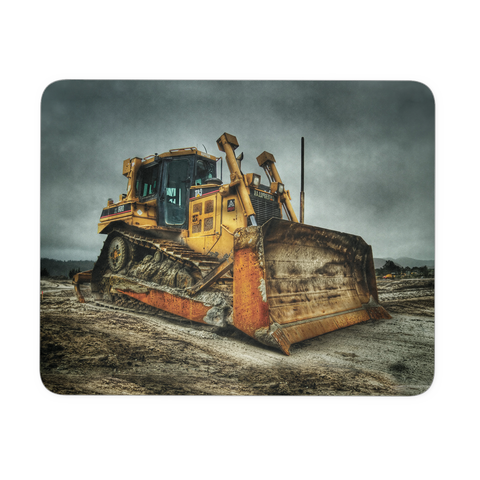 Image of Friends Of Heavy Equipment Operator  Mousepad
