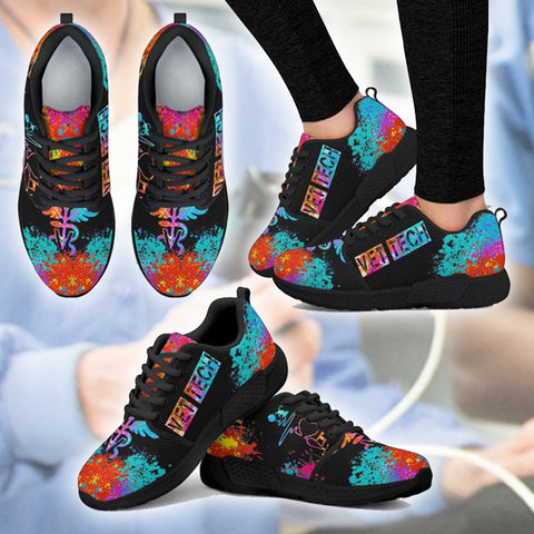 Vet Tech Color Women's Athletic Sneakers