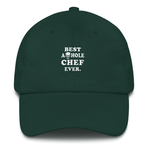 Image of Best A**hole Chef Ever Hat