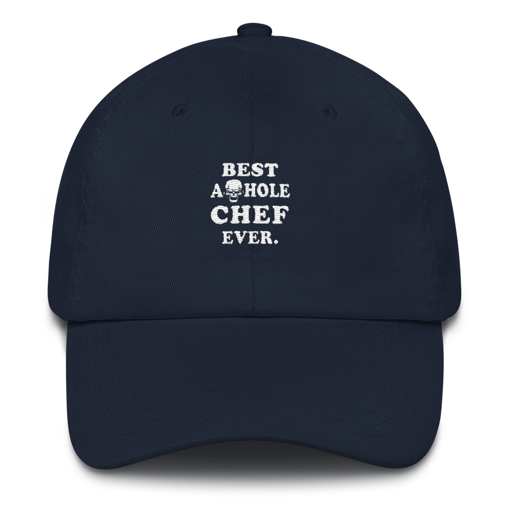 Best A**hole Chef Ever Hat