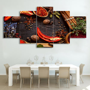 Best Friends Of Chef Framed Canvas