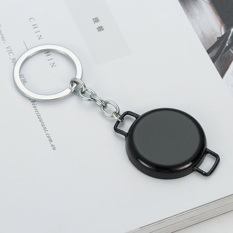 Image of Mini-version Frying Pan Creative gift For Chef