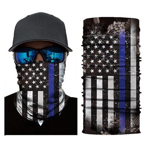 Outdoor Riding Windproof Face Scarf