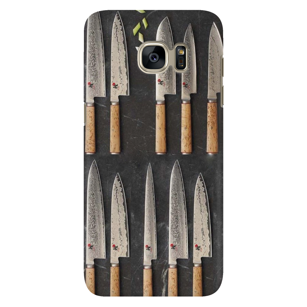 Chef Multi Knief Phone Case