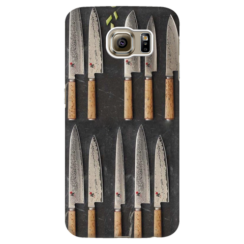Image of Chef Multi Knief Phone Case
