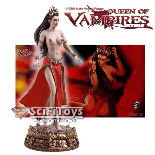 1:12 Arkhalla Queen of Vampires Female Figure Phicen TBLeague