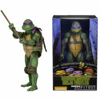 1:4 Teenage Mutant Ninja Turtles - Donatello Figure NECA