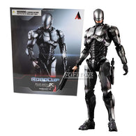 (CLEARANCE) 1:8 Robocop - Robocop 1.0 Figure Play Arts Kai Square Enix