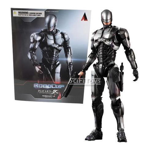 1:8 Robocop - Robocop 1.0 Figure Play Arts Kai Square Enix