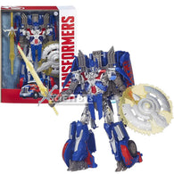 (CLEARANCE) Transformers : Age Of Extinction - Optimus Prime Autobot First Edition Figure Hasbro