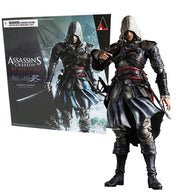 (CLEARANCE) Assassin's Creed 4 - Edward Kenway Figure Play Arts Kai Square Enix