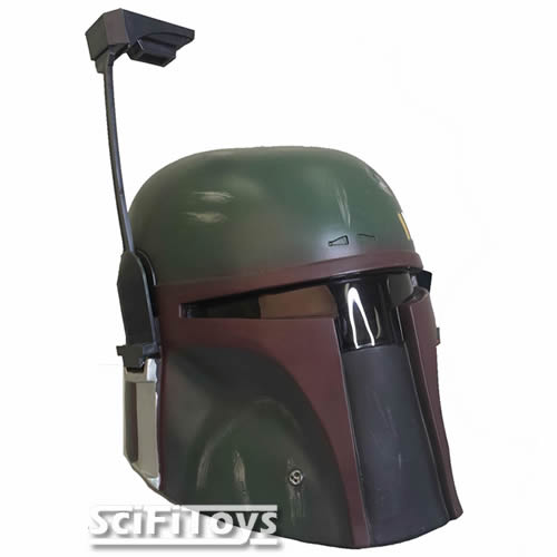 Star Wars - Officially Licensed Boba Fett Full Head Helmet Costume Rubies