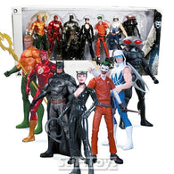 1:10 DC Comics : New 52 - Super Heroes vs Super Villains 7 Pack Figures DC Collectibles (LAST CHANCE)