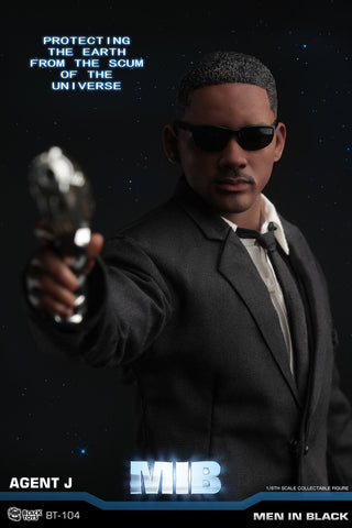 Preorder 16 Man In Black Mib Agent J Or Agent K Collectables Figures