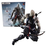 (CLEARANCE) Assassin's Creed 3 - Connor Kenway Figure Play Arts Kai Square Enix