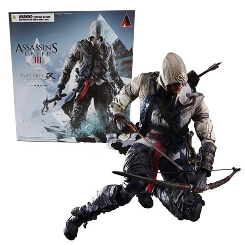 Assassin's Creed 3 - Connor Kenway Figure Play Arts Kai Square Enix