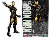 (CLEARANCE) 1:10 Avengers Now - Iron Man Black & Gold Statue MK158 ARTFX+ Kotobukiya