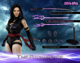 1:6 X-Men - The Prescience aka PSYLOCKE Figure Toys Era