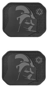 Star Wars - Automotive Darth Vader Rear Car Floor Mats 1 Pair