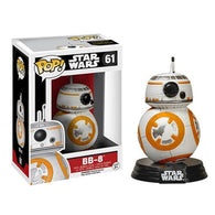 Star Wars : The Force Awakens - BB-8 Roller Droid  #61 Pop Vinyl Funko