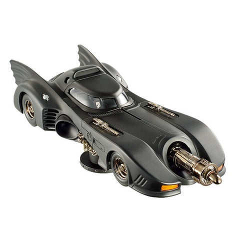 1:18 Batman : Batman Returns - Limited Edition 1995 Batmobile Diecast Hot Wheels Elite