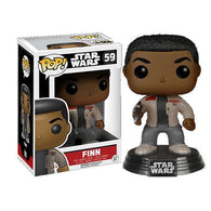 Star Wars : The Force Awakens - Finn #59 Pop Vinyl Funko