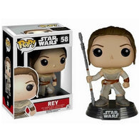 Star Wars : The Force Awakens - Rey #58 Pop Vinyl Funko