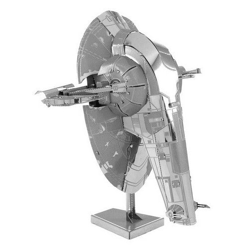 Star Wars - Slave 1 Miniature 3D Metal Earth DIY Model Kit Series 4