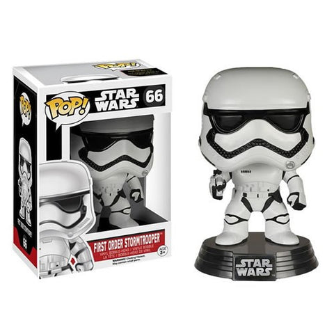 Star Wars : The Force Awakens - First Order Stormtrooper #66 Pop! Vinyl Funko