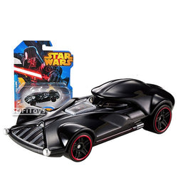 1:64 Star Wars Character Darth Vader Vehicle Car CGW36 Hot Wheels